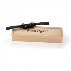 Raspador Woodriver Com Lâmina Ajustável De Ferro Fundido